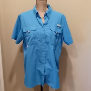 Columbia womens PFG shirt